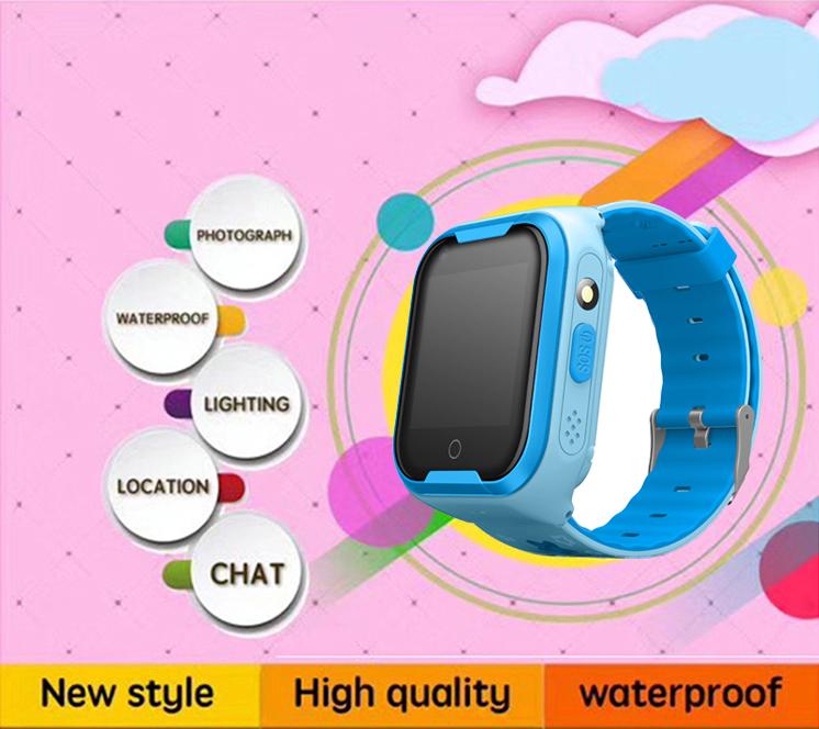 Waterproof 4G Video Call Watch - 2