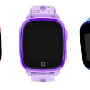 Latest Singapore Waterproof 4G Kids Phone Watch (GPS032W)