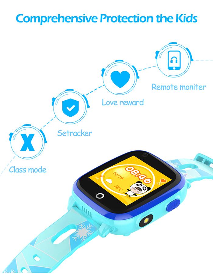 GPS032W - Ver vídeo impermeable 09