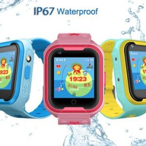 OMG Water Call 4G Video Call Watch (GPS031W)
