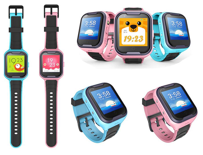 GPS033W - 4G Waterproof Video Call Watch - Design
