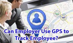 Ar darbdaviai gali naudoti GPS, kad galėtų sekti darbuotojus?