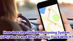 Kaip veikia GPS ir seka su juo