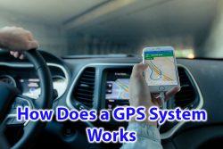 Kaip veikia GPS sistema
