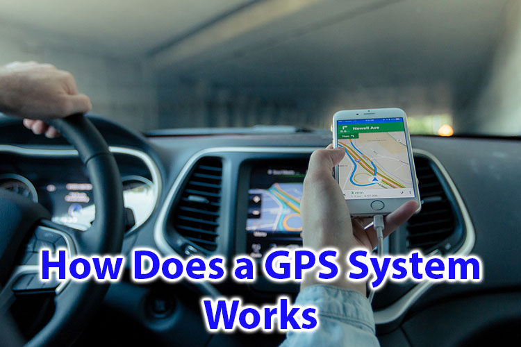 How does a GPS tracking system work?