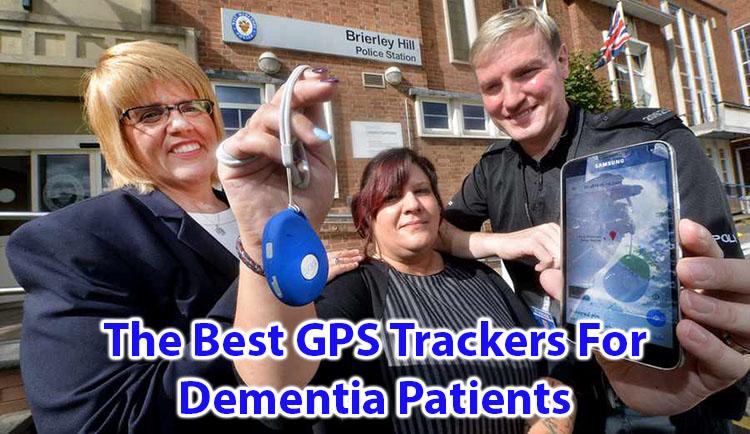Pelacak GPS Terbaik untuk Pasien Demensia