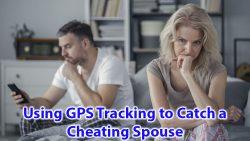 GPS sekimo naudojimas norint sugauti apgaudinėjantį sutuoktinį