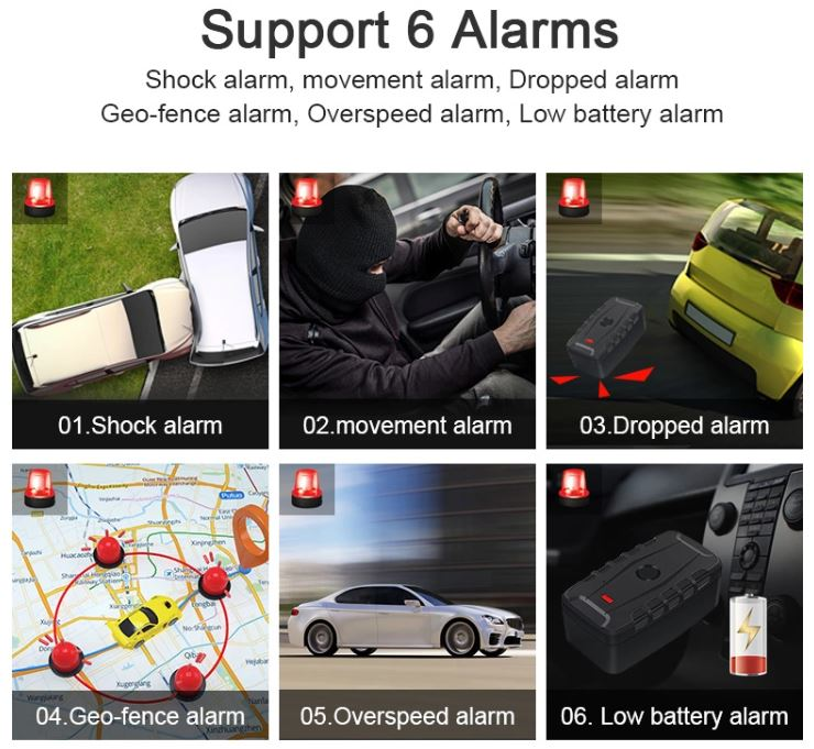 GPS Car Tracking Device - Features and Functions 02
