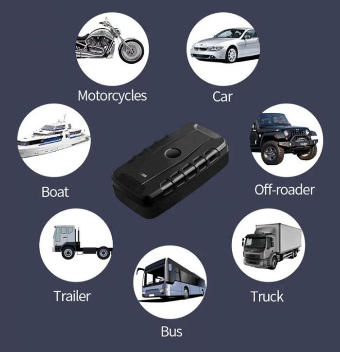 Hidden Gps Tracker For Car >> Hidden Spy Vehicle Car Magnetic Gps Tracker Omggps013d