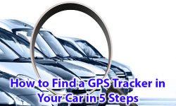 """Kaip rasti GPS sekiklį jūsų automobilyje """"5 Steps"""""""
