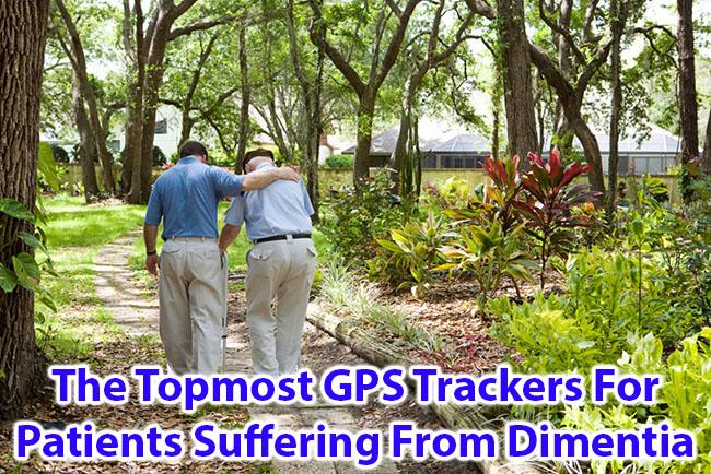 Ang Pinakamataas na GPS Tracker para sa Mga Pasyente na Nagdusa mula sa Dementia