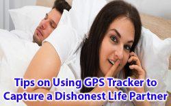 Patarimai, kaip naudoti GPS sekiklį, norint sugauti nesąžiningą gyvenimo partnerį