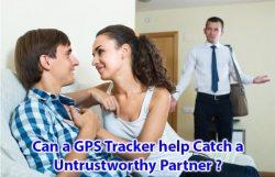 Ar GPS sekimo priemonė gali padėti sugauti nepatikimą partnerį?