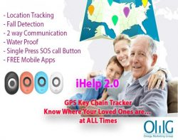 GPS040D - 3G-keychian-GPS-Tracking-Detection-Fall-Detection-Elderly-new