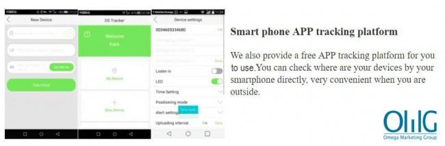 GPS040D - iHelp2.0 Ouderen Dementie 3G-GPS-Keychain-08 nieuw