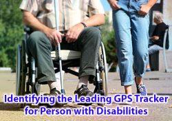 Pagrindinio neįgaliųjų GPS sekimo priemonės nustatymas