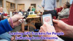 Pirmaujantys GPS sekimo įrenginiai žmonėms, kenčiantiems nuo demencijos
