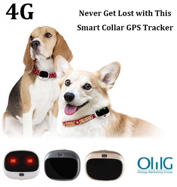 GPS037D - Mini Personal GPS Tracker for Elderly Children Pets (Dogs Cats)