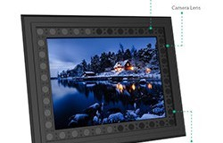 HD 720P Photo Frame Miniatura Camera Hidden - Principale 250px