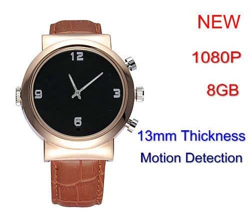 HD Watch Camera - 2