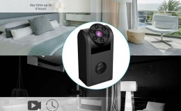 Mini Spy Camera Oculu 720P - 6