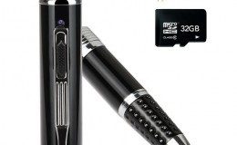 NexGadget Spy Pen & Hidden Record Camera - Main 750x
