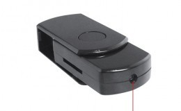 SPY11 - Disk USB portátil HD mini HD DVR SPY