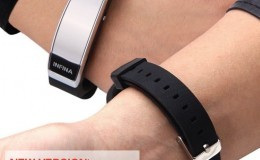 Voice Activated Spy Wristband recargable - 2