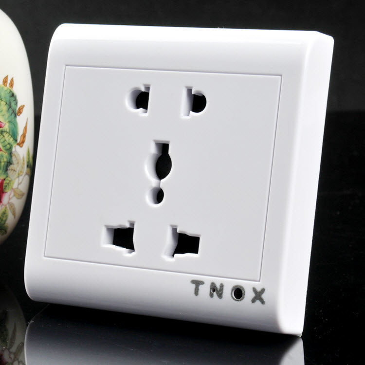 Wall Hidden Camera Socket - 1