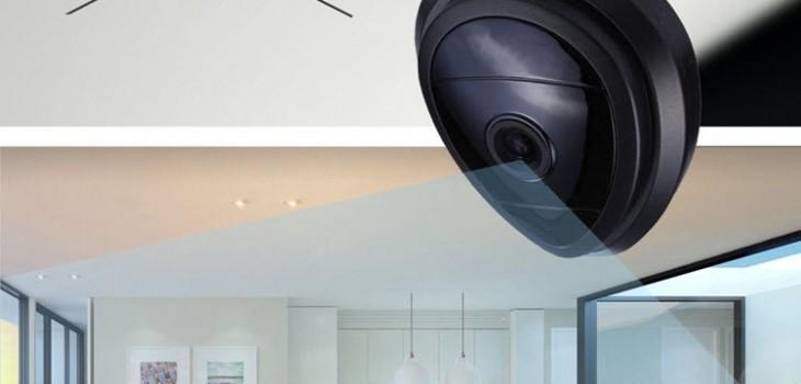 Mini WiFi Wireless Security IP Camera, Night Vision, 2 Way Audio, Motion Detection - 1