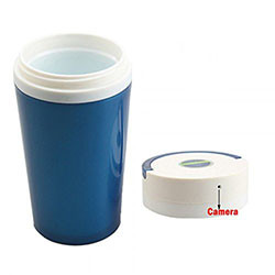 Portable 1280 × 960 HD Spy Water Cup Hidden Camera (SPY076)