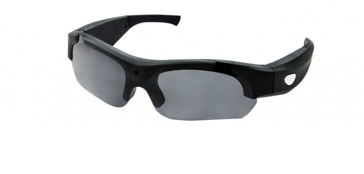 Spy Sunglasses Video Camera - 12MP, 1080P HD - 1