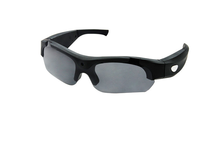 Spy Sunglasses Video Camera – 12MP, 1080P HD (SPY069)