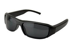 Ceamara Video Sunglasses Spy - 5MP, 1080P HD - 1 250px