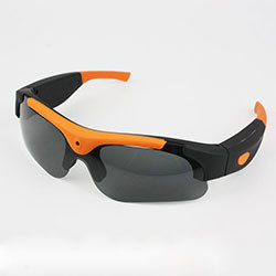 Spy Sunglasses Video Camera - 5MP, 1080P HD (SPY065)