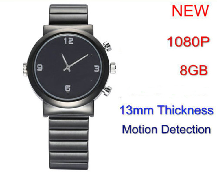 HD Watch Camera,1080P HD, Motion Detection - 1