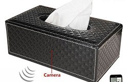 Camera Box Tissue - 1 250px