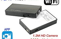 WIFI 1080p Power Bank Camera Hidden Camera DVR - 1 250px