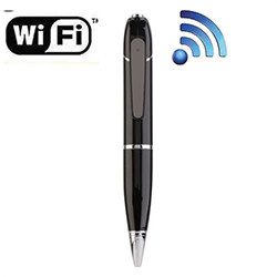 WiFi Spy Pen Hidden Camera (SPY093) - S $ 218
