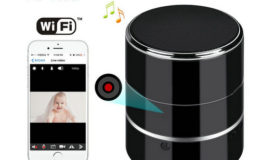Bluetooth Music Player WIFI Camera - 1