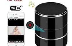 Bluetooth Music Player WIFI Camera - 1 250px