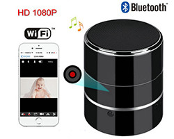 Bluetooth Music Player WIFI Camera (SPY113)