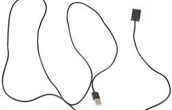 2 meter USB Cable Button camera, 1280x960 - 1 250px