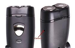 Hidden Camera Full HD 1080P Spy Camera Electric Shaver, Razor Mini DVR - 1 250px