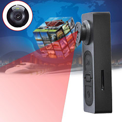 Mini Button Pinhole Camera (SPY126) - S $ 88