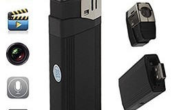 Mini Lighter Hidden Camera - Support TF Card - 1 250px