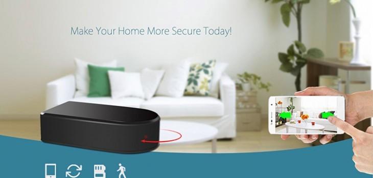 HD 1080P Pro Black Box WiFi Security Camera - 1