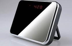 Gizli Kamera Alarm Saati - 1 250px