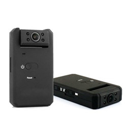 Mini Spy Camera Tersembunyi, HD 1080P Portable Covert dengan Night Vision (SPY152) - S $ 198