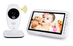 赤ちゃん、年配のモニターカメラ -  1 250px